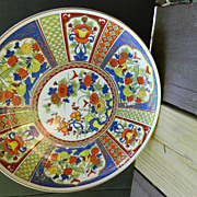Beautiful Japan-Imari plate
