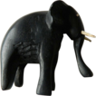 Hand carved Ebony wood- Elephant figure