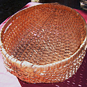 Early Splint Buttocks Potato Basket With Handles