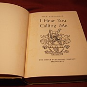 Book - I Hear You Calling Me