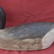 Old Canada Goose Decoy