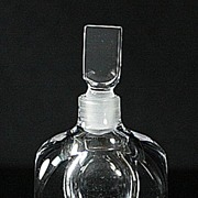 Orrefors Crystal Perfume Bottle