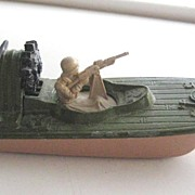 Matchbox No. 30 SWAMP RAT Amphibious Vehicle, England