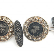 Roman Soldier Cuff Links