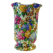 Chintz Vase, Ivoryware,  Empire, Lilac Time