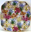 Chintz Plate, Royal Winton, Marguerite