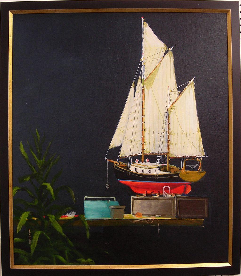 Dan Dunn Paintings For Sale