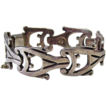 Mexican Silver Bracelet by Flores -  Old Eagle Mark