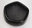 Santa Clara Pueblo Polished Blackware Bowl by Clara Suazo