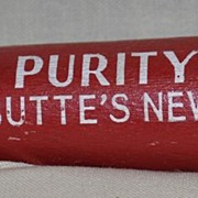 Purity Drug Advertising Bottle Opener