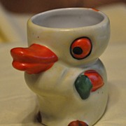 Duck Egg Cup - Occupied Japan