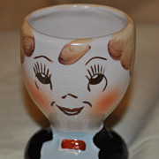 Egg Cup - Face