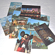 WDW Post Cards