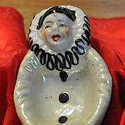Mime or Clown Pin Tray
