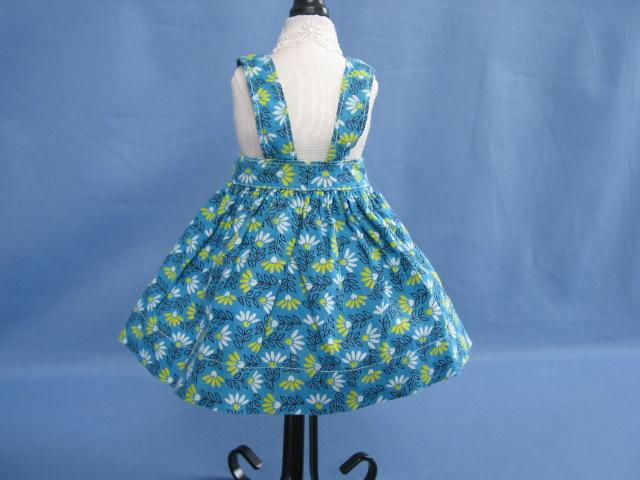 Vintage Pinafore For That Special Doll  Circa 1960s