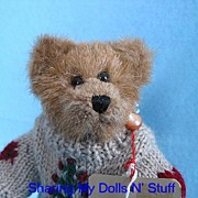 Vintage Boyds Edmund Bear Fall 1995  Retired