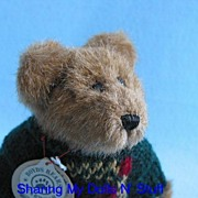 Edmund Boyds Bear Fall 1996  Retired