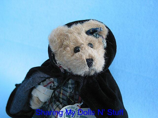 Boyds Bailey Bear Circa 1995  Retired