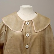 Antique Satin Doll Coat Circa 1900s