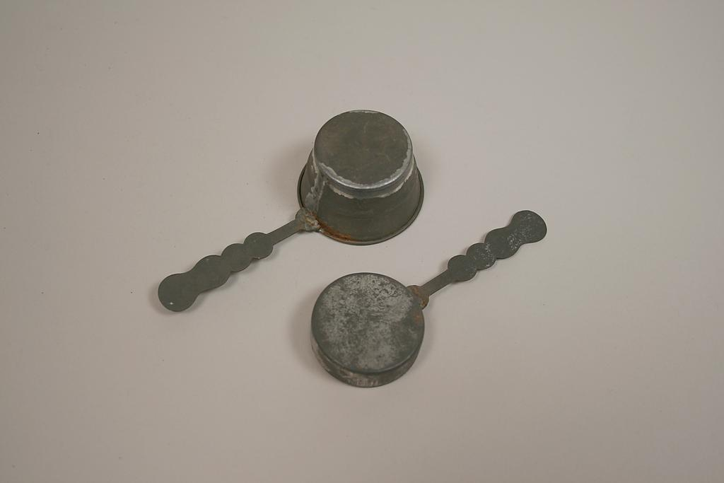 Early German Sheet Metal Utensils Circa 1900s