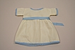 Vintage 1950's Hand Made Doll Dress