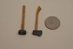 Vintage Dollhouse Farm Tools Circa 1960