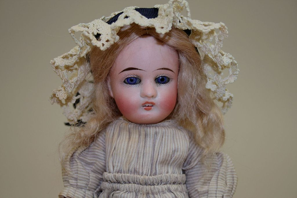 Antique 8&quot; Mon Tresor Doll Circa 1910