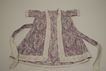 Antique Silk Pasiley Fashion Dressing Gown Circa 1890s