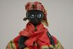 Vintage 6&quot;  Grenada Travel Doll Circa 1960's