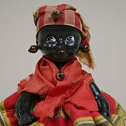"Vintage 6""  Grenada Travel Doll Circa 1960's"