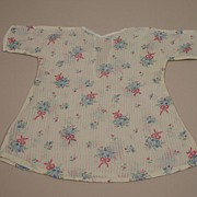 Vintage Cotton Baby Doll Nightgown Circa 1940