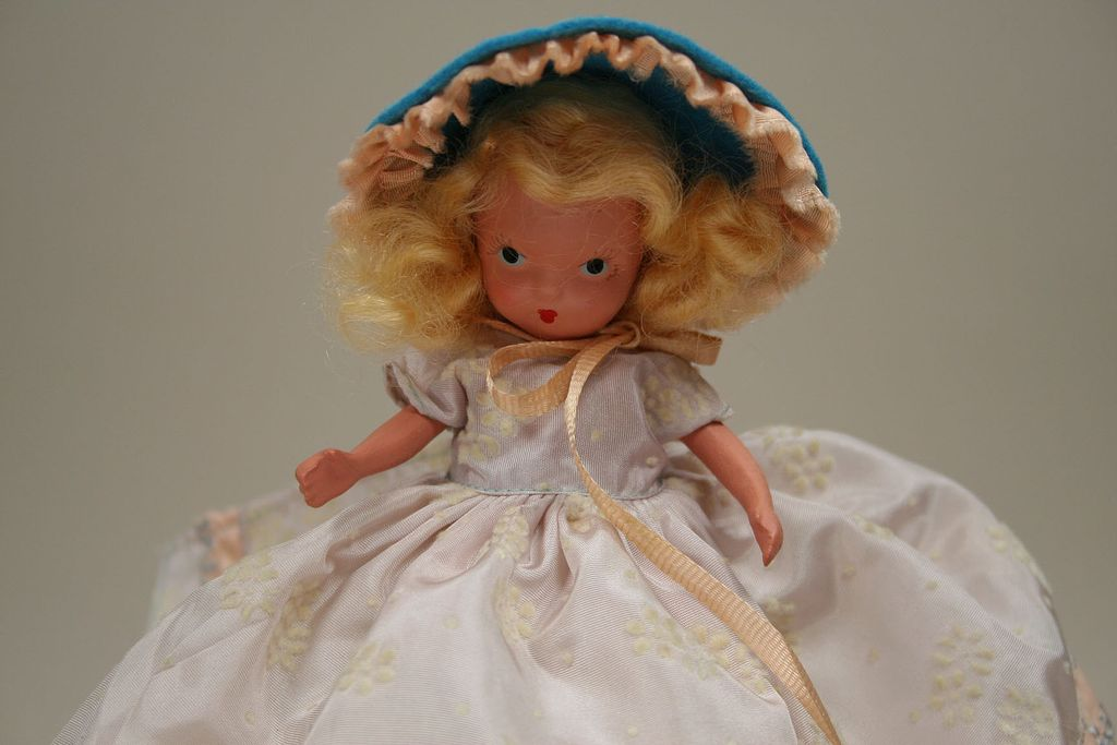 All Original Story Book Doll Little Miss Donnet Free Shipping