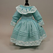 SALE Vintage Dressy Doll Dress