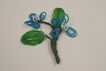 Rare Early Handmade Beaded Flower Circa 1940s