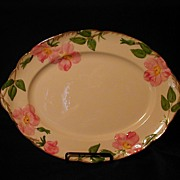 SALE Franciscan Desert Rose Large Platter Made in USA