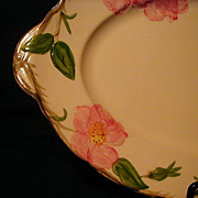 Franciscan Desert Rose Platter Made in USA