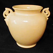 Weller Pottery Ivory Vase Since 1872