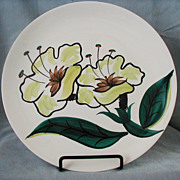 Blue Ridge Pottery Evening Flower 2 - Dinner Plates Southern Potteries, Inc