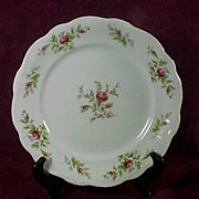 SALE Johann Haviland Moss Rose Bread and Butter/Dessert Plate (10 available)