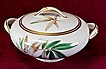 Noritake Bamboo #5565 Sugar Bowl with Lid