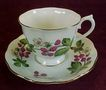 Royal Albert Bone China Cup and Saucer Set, England