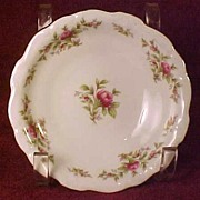 SALE Haviland Moss Rose Sauce/Fruit Bowl, Johann Haviland, Bavaria - Germany