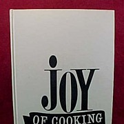 SALE The Joy of Cooking by Rombauer & Rombauer Becker, 1972