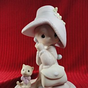 "SALE Enesco's Precious Moments ""Very Special Mom"" - 1983, E2824, Retired"