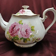 Royal Albert American Beauty Rose Large Teapot