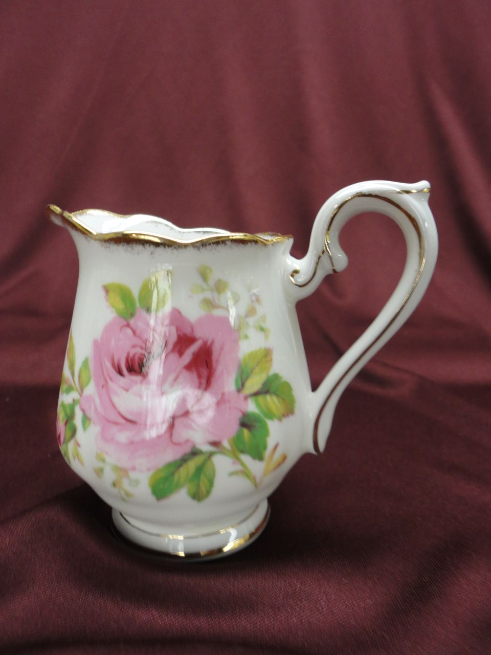 Royal Albert American Beauty Rose Creamer (2 available)