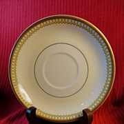 Haviland Limoges Schleiger #278 Saucer (7 available)