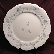 Johann Haviland &quot;Blue Garland&quot; Dinner Plate (13 available)