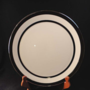 "Lenox China ""Venture"" Dinner Plate (3 available)"