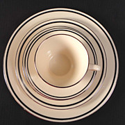 "Lenox China ""Forever"" 5-Piece Place Setting"